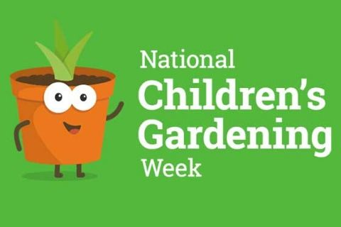 national childrens gardening week